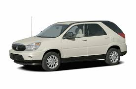 2006 buick rendezvous new car test drive