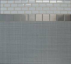 Kitchen Backsplash Glass Tile by Best Backsplash For Dark Cabinets Sky Blue Glass Subway Tile