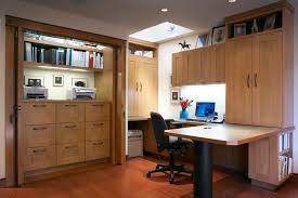 Filing Cabinet For Home - designer file cabinets home office eclectic with artwork beige