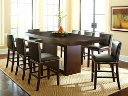 counter height table sets with 8 chairs counter height dining table seats 8 iii counter height table set