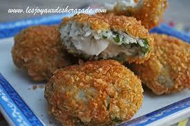 des recettes de cuisine algerien croquettes de riz au fromage recette recette de cuisine