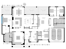 Tuscan Style Floor Plans by Tuscany Floorplans Mcdonald Jones Homes
