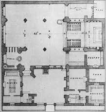All Saints Church Floor Plans by Plan Geometry 1 Square 4 Square 9 Square Architecture Design