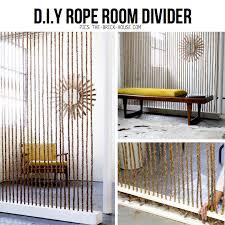 impressive room divider weaving 8 creative room divider