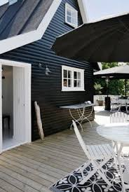automatism black and white beach house summer house pinterest