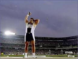 Randy Barnes Bbc Sport Academy Athletics Events Guide The Shot Put