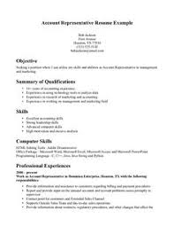 example resume basic computer skills it can describe about our