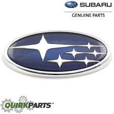Subaru Emblem Oem Ebay