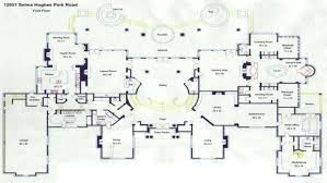 luxury mansions floor plans 20000 square foot house plans sq ft house plans luxury mansion