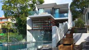 ModernHomeDesignMosmanSydneyAustralia IDesignArch - Modern home designs sydney
