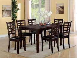tahlia dining set table 6 chairs buy online at best price