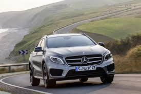 mercedes jeep 2014 mercedes gla class crossover suv takes on bmw x1 in 2014