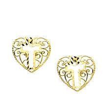 14kt gold earrings children s 14k gold earrings boomer style magazineboomer style