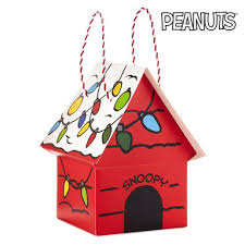 snoopy doghouse christmas decoration snoopy s doghouse hallmark itty bittys special offer