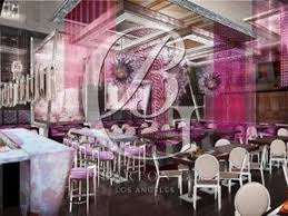 of course barton g the restaurant is replacing rose eater la