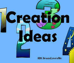 how to teach day 1 of creation so kids remember it jesus loves