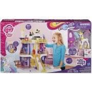 mlp wedding castle my pony cutie magic canterlot castle play set