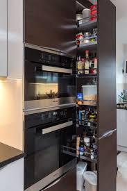 10 best contrasting colours kitchen grey manhatten combined with