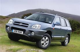 hyundai suv uk hyundai santa fe 2001 car review honest