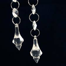 acrylic crystal chandelier drop acrylic crystal chandelier drops