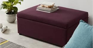 Ottoman Sofa Bed Fip Ottoman Single Sofa Bed Malbec Made
