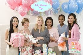 baby shower tips stay at home mum