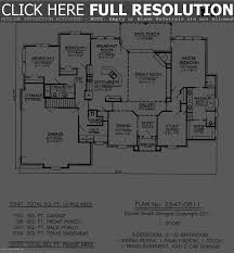 gorgeous large house plans colonial style 4 car garage 6000 sq ft