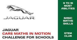 Challenge In Motion Jaguar Cars Maths In Motion Race Woodbridge