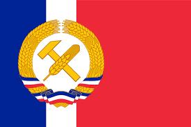 Communist Flag Russia La Révolution Réussit A Communist France Flag Vexillology