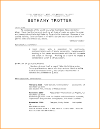 Cook Objective Resume Examples by Makeup Artist Objective Resume Free Resume Example And Writing