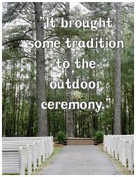 wedding statements 42 best wedding outdoor chapel images on church pews