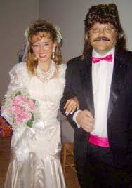 Halloween Costumes Bride Groom Group Costume Ideas Totally 80s