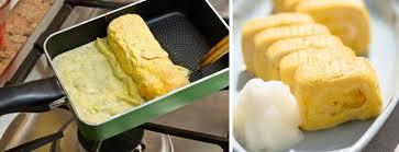 ustensile de cuisine japonaise poêle carrée japonaise pour tamagoyaki cuisinejaponaise