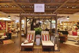 Shop Pottery Barn Outlet Furniture Furnishing Shops Open Offering Various Styles Of Design