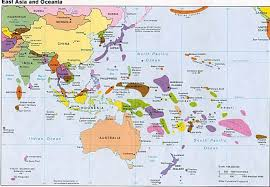 Map Of Se Asia by Economic Zones Southeast Asia Map