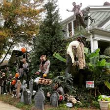 scariest halloween houses oakwood house of horrors 2015 the triangle explorer