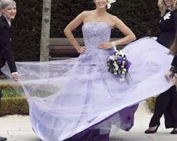 wedding dresses lavender purple wedding dress strapless with lavender lilac lace