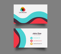 free blank business card template free template for business card