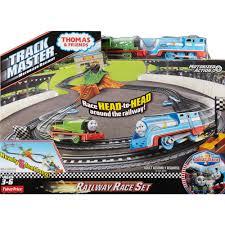 Thomas And Friends Bedroom Set by Thomas U0026 Friends Trackmaster Thomas U0026 Percy U0027s Railway Race Set