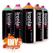 ironlak acrylic paint ebay