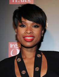 short hairstyles with side swept bangs for women over 50 short hairstyles and cuts jennifer hudson layered razor cut side