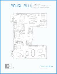 One Bloor Floor Plans Crystal Blu Condos Yorkville Toronto Bazis