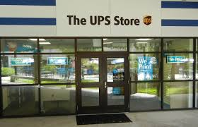does ups deliver on thanksgiving shipping and printing in jacksonville fl the ups store