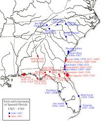 Apalachicola Florida Map by Today In Florida History Spaniards Capture Baton Rouge Miami