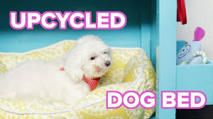Dog Bed Nightstand Upcycled Nightstand Dog Bed Youtube