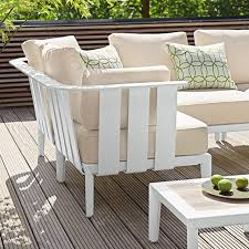 Lounge Benches Outdoor Furniture Uk Outdoorlivingdecor
