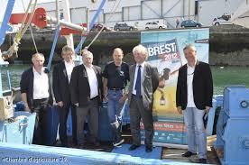 chambre d agriculture de bretagne fête maritime de brest 2012 agriculteurs et pêcheurs engagent