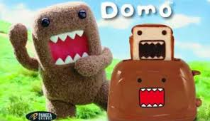 Domo Meme - domo toaster gives bread more bite won t harm kittens