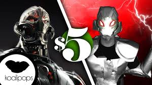 ultron costume the age of ultron ultron 5 costume how to