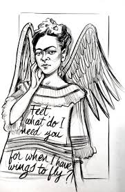 10 tuesdays 10 fridas frida no 5 u201ci have wings to fly